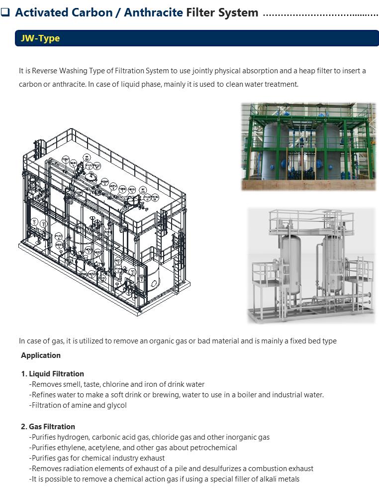 JFC Arabia Ltd|Filter System - ,Activated-Carbon ,Auto